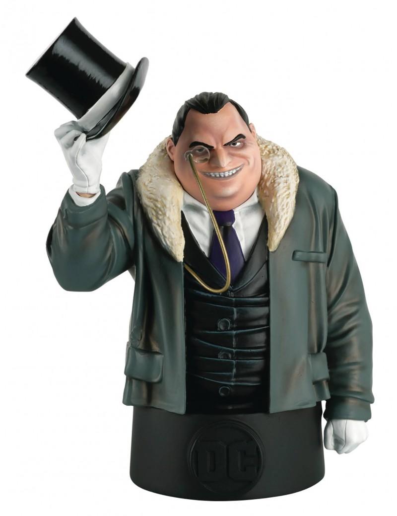 DC Statue Batman Universe Bust Collection #20 Penguin