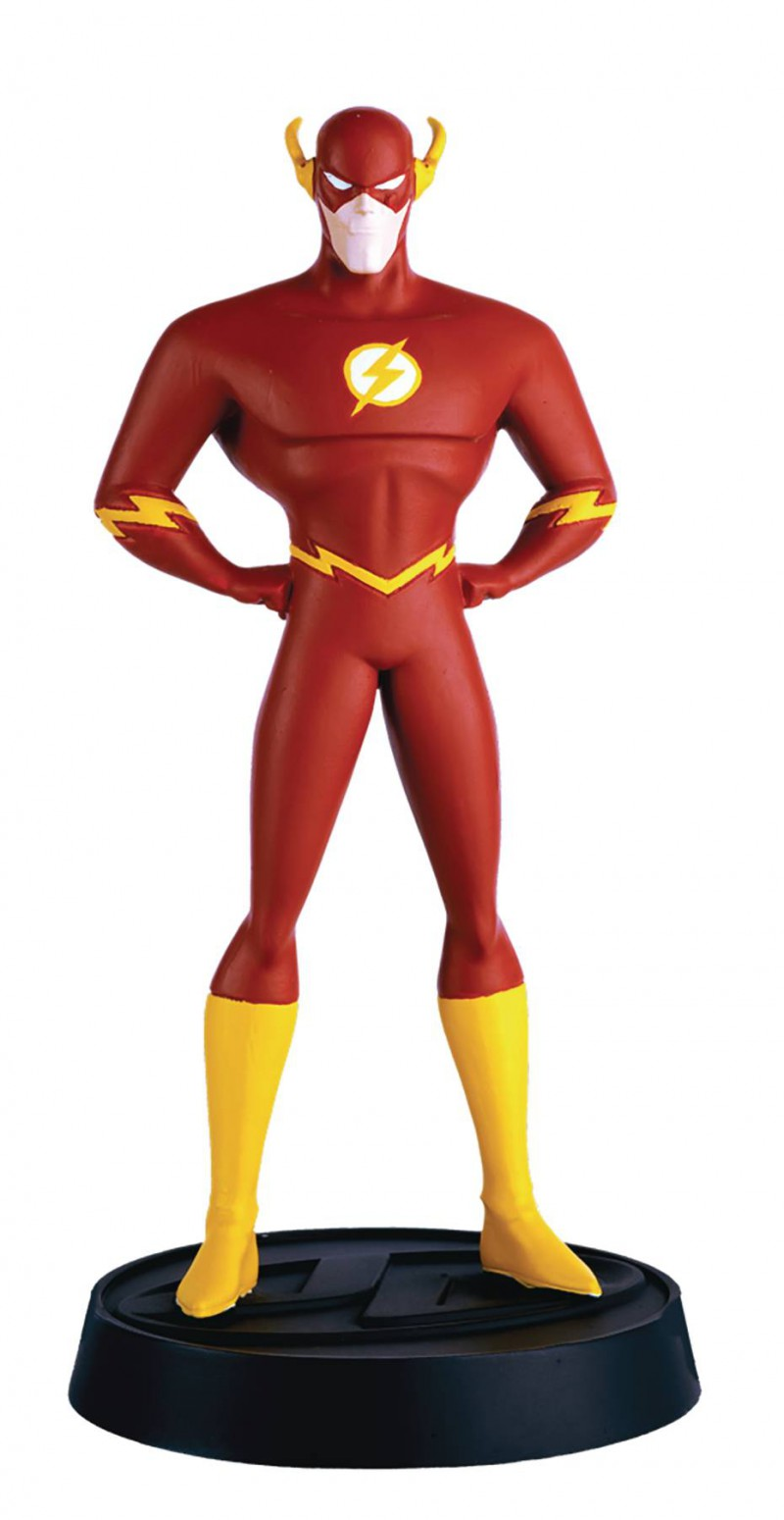 Justice League TAS Figure Collection #7 Flash