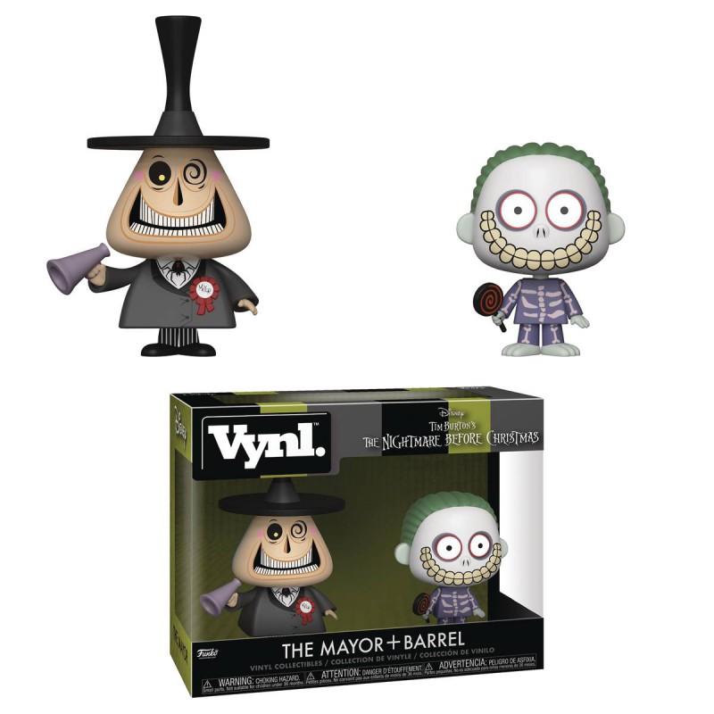Vynl NBX 2-Pack Mayor and Barrel