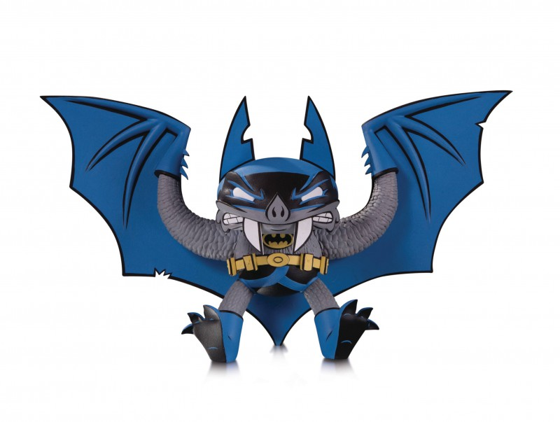 DC Direct Artists Alley Ledbetter PVC Figure Batman