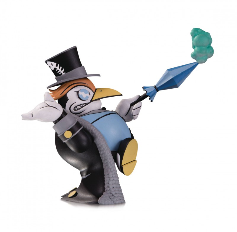 DC Direct Artists Alley Ledbetter PVC Figure Penguin