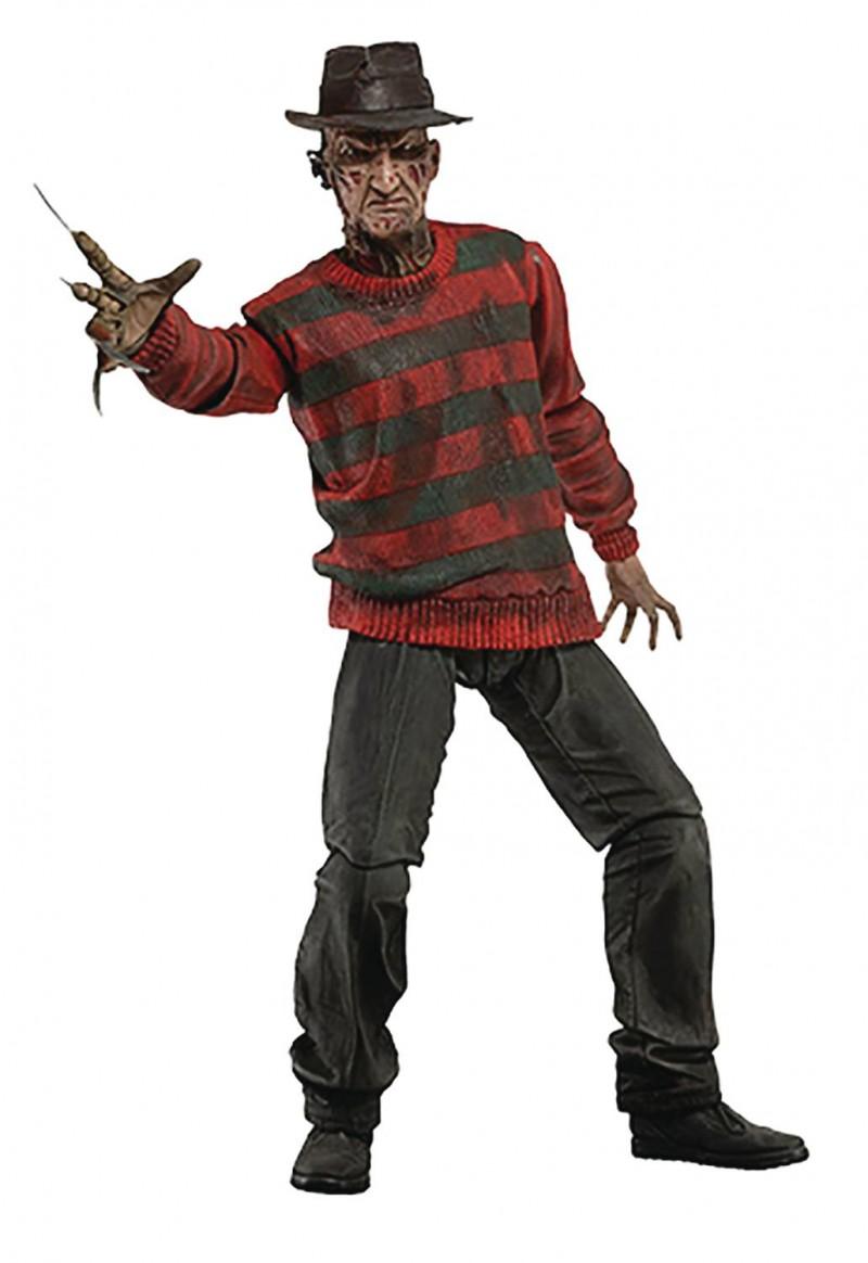 Nightmare on Elm Street AF Ultimate Freddy 30th Anniversary