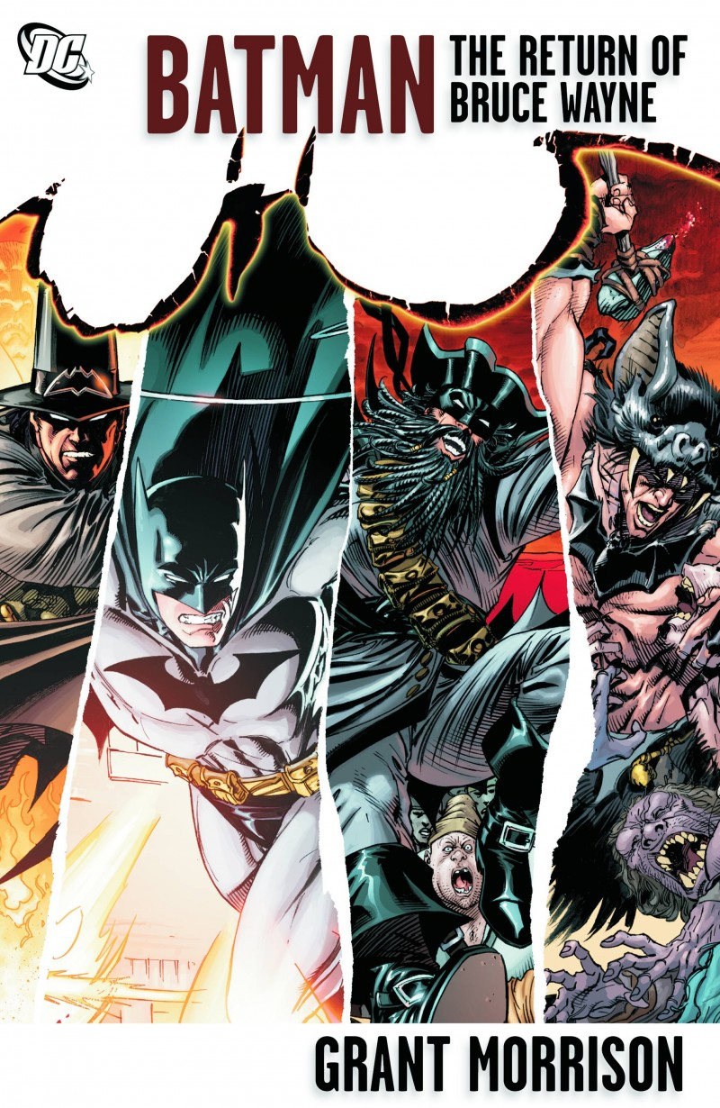 Batman TP the Return of Bruce Wayne