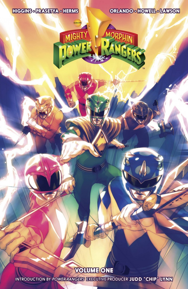 Mighty Morphin Power Rangers TP