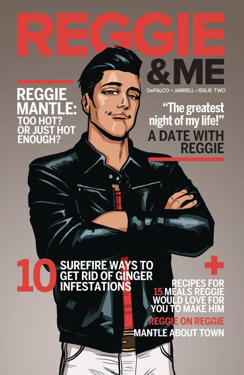 REGGIE AND ME #2 CVR C BY ZDARSKY