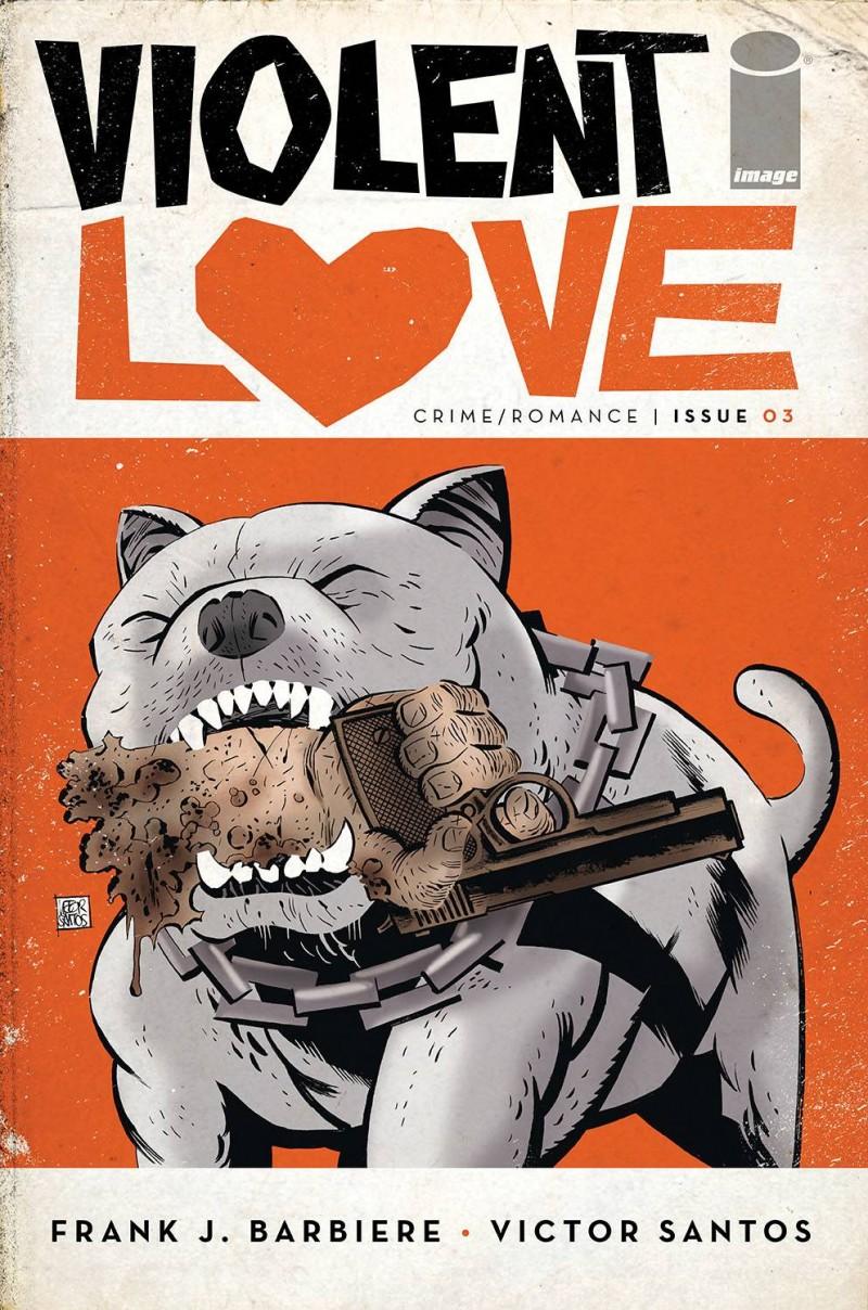 VIOLENT LOVE #3 CVR A