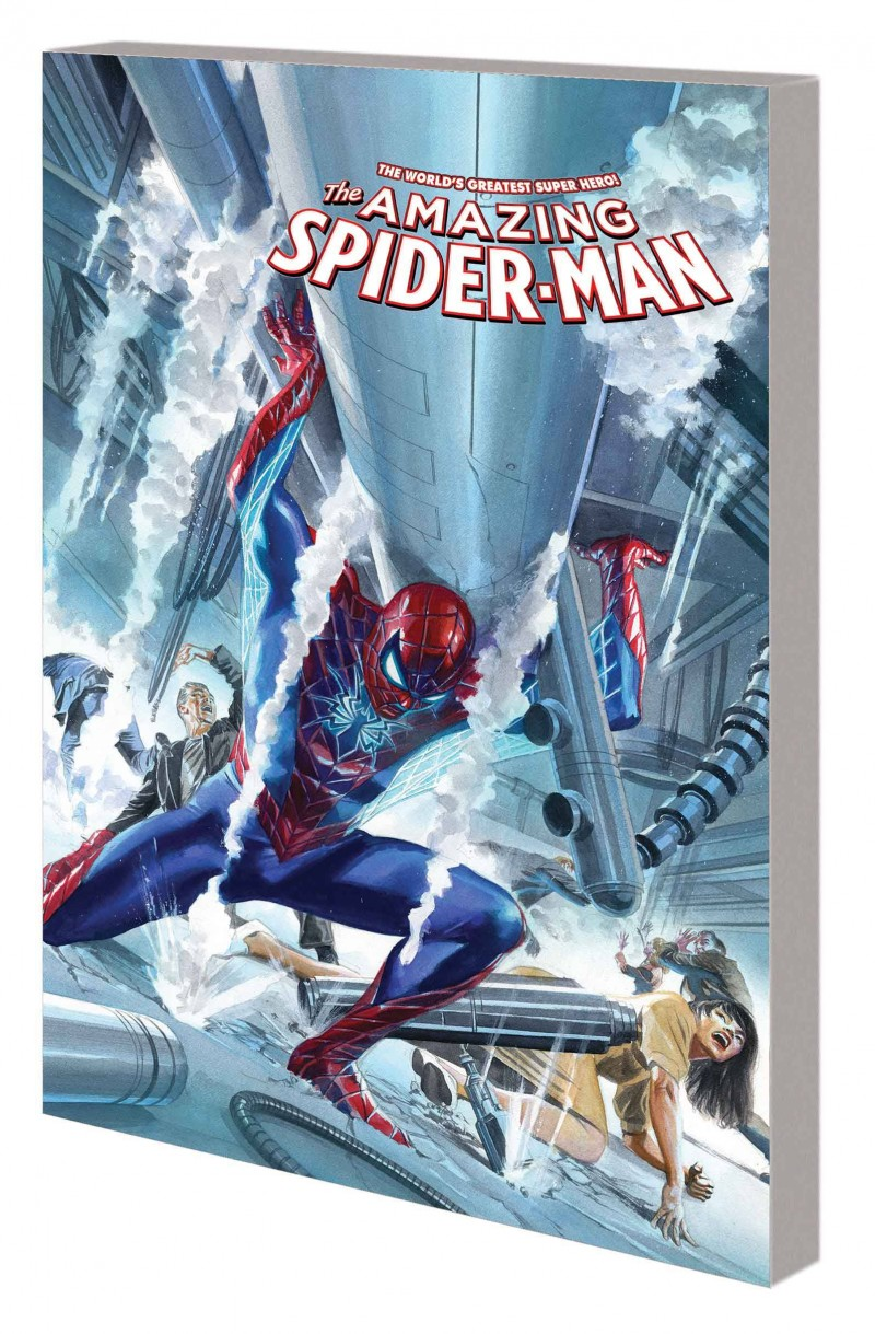 AMAZING SPIDER-MAN TP WORLDWIDE