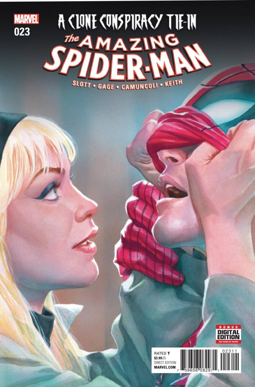 Amazing Spider-Man V4 #23