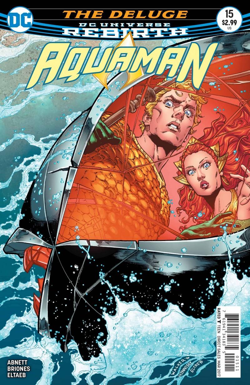 Aquaman V6 #15 CVR A
