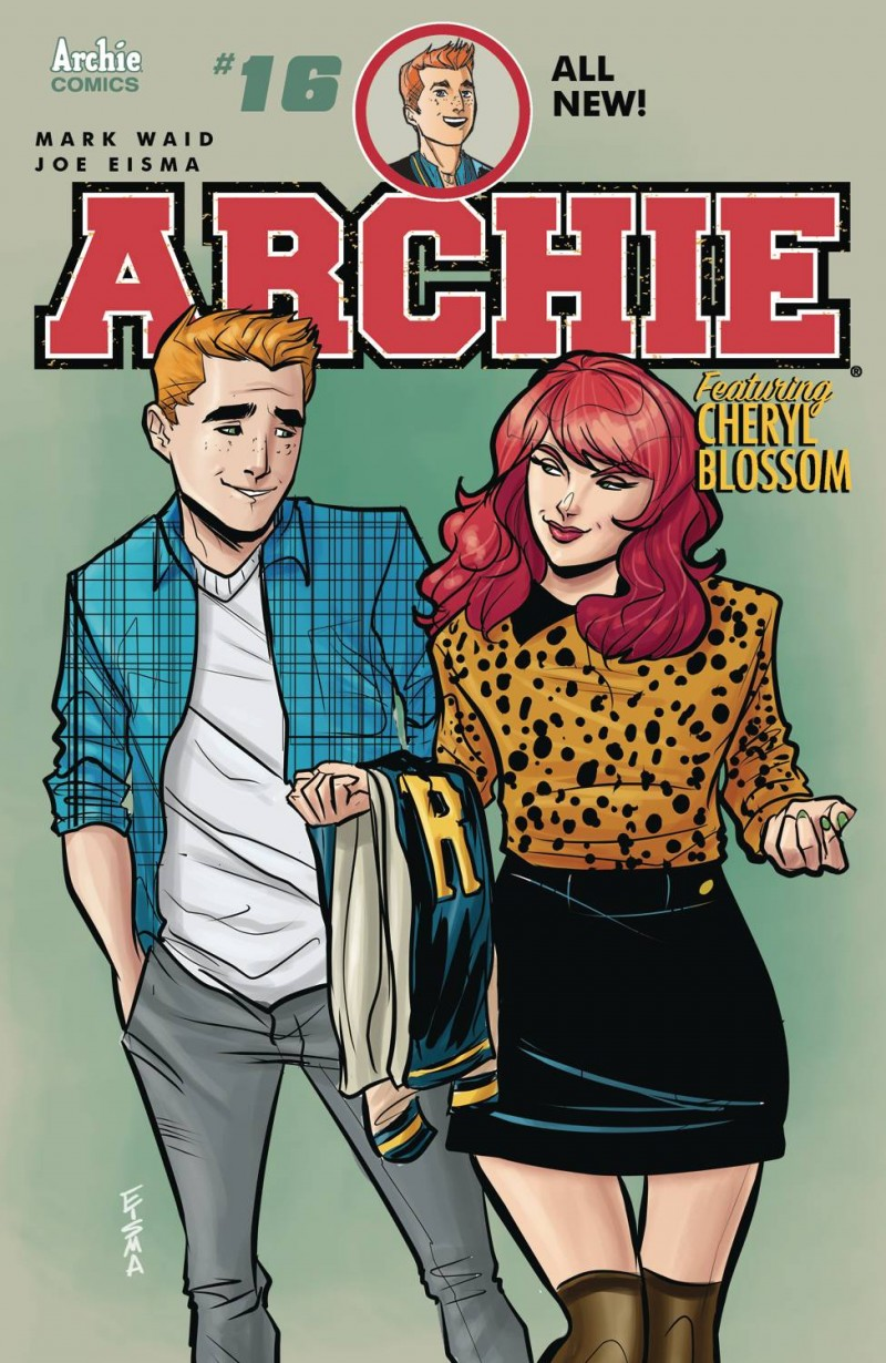 Archie V2 #16 CVR A Eisma