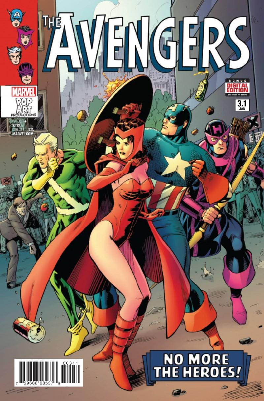 Avengers V6 #3.1