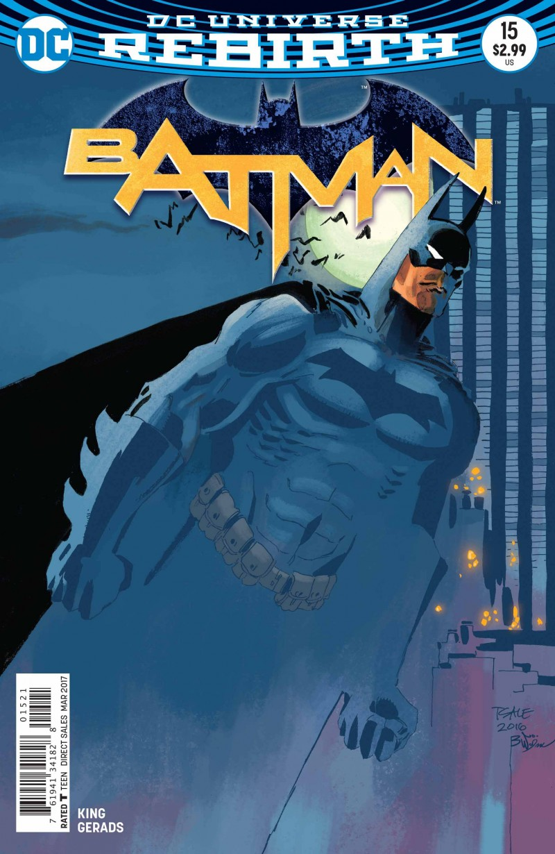 Batman V3 #15 CVR B