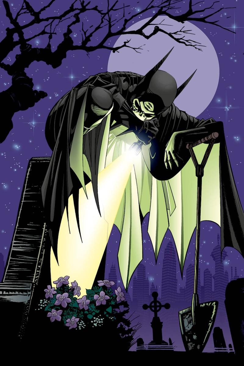 Batgirl TP Classic V3 Point Blank