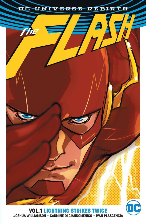 Flash TP Rebirth V1 Lightning Strikes Twice
