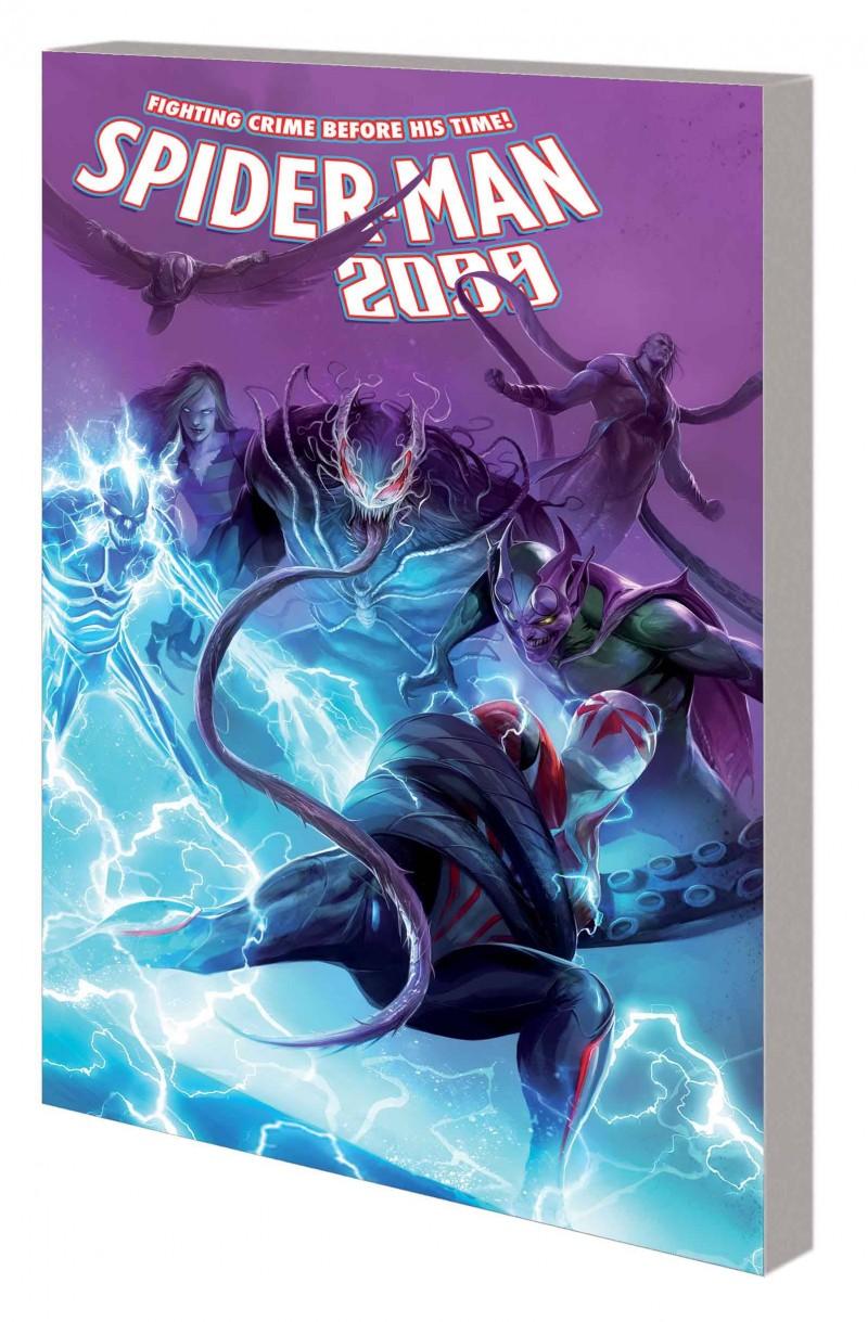 Soider-Man 2099 TP New  Civil War II