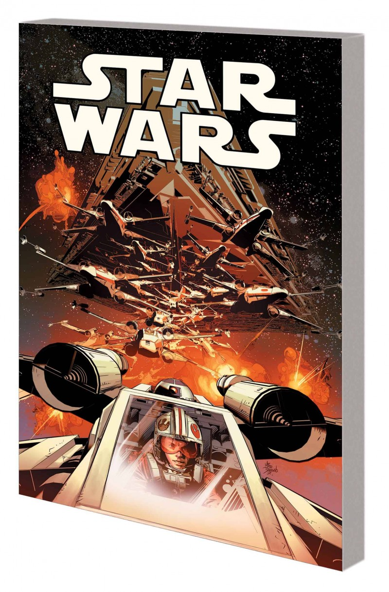 Star Wars TP Marvel  Last Flight of he Harbinger