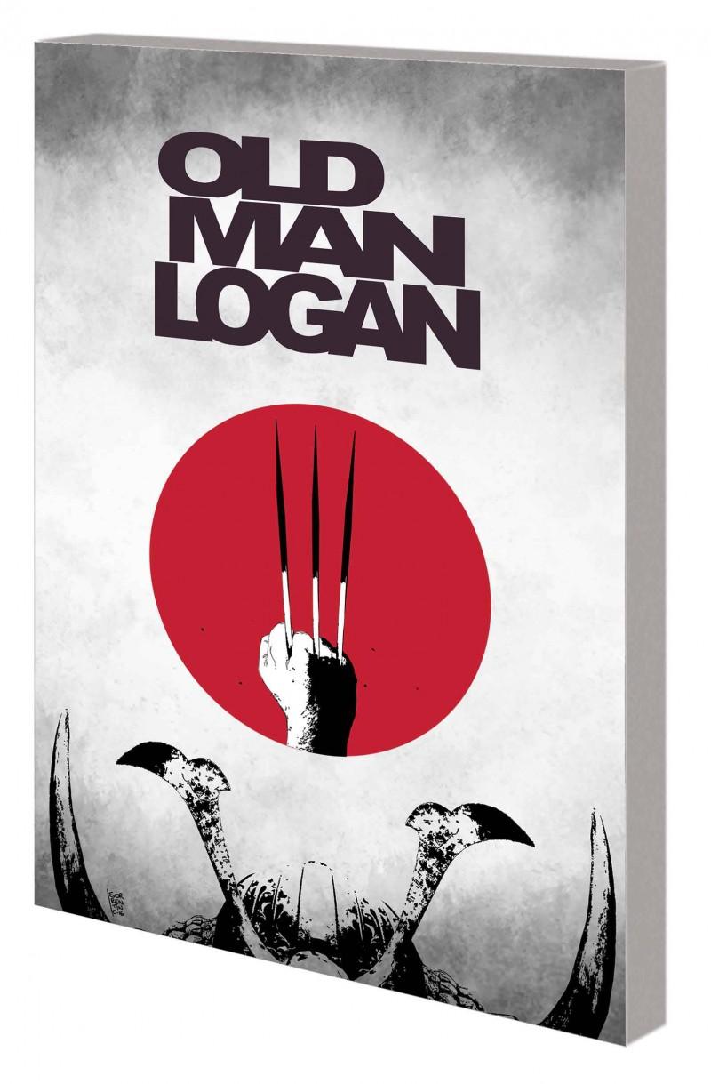 Wolverine TP Old Man Logan  Last Ronin