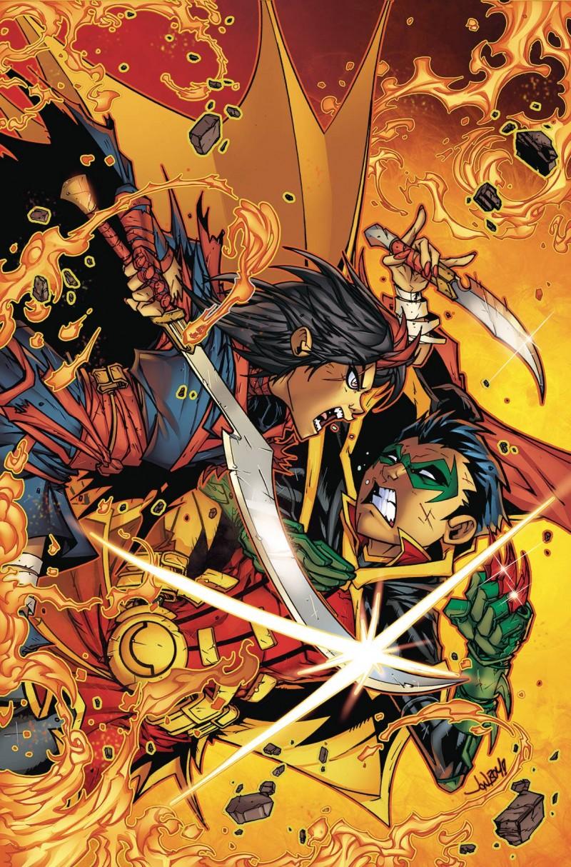 Teen Titans  #4 CVR A