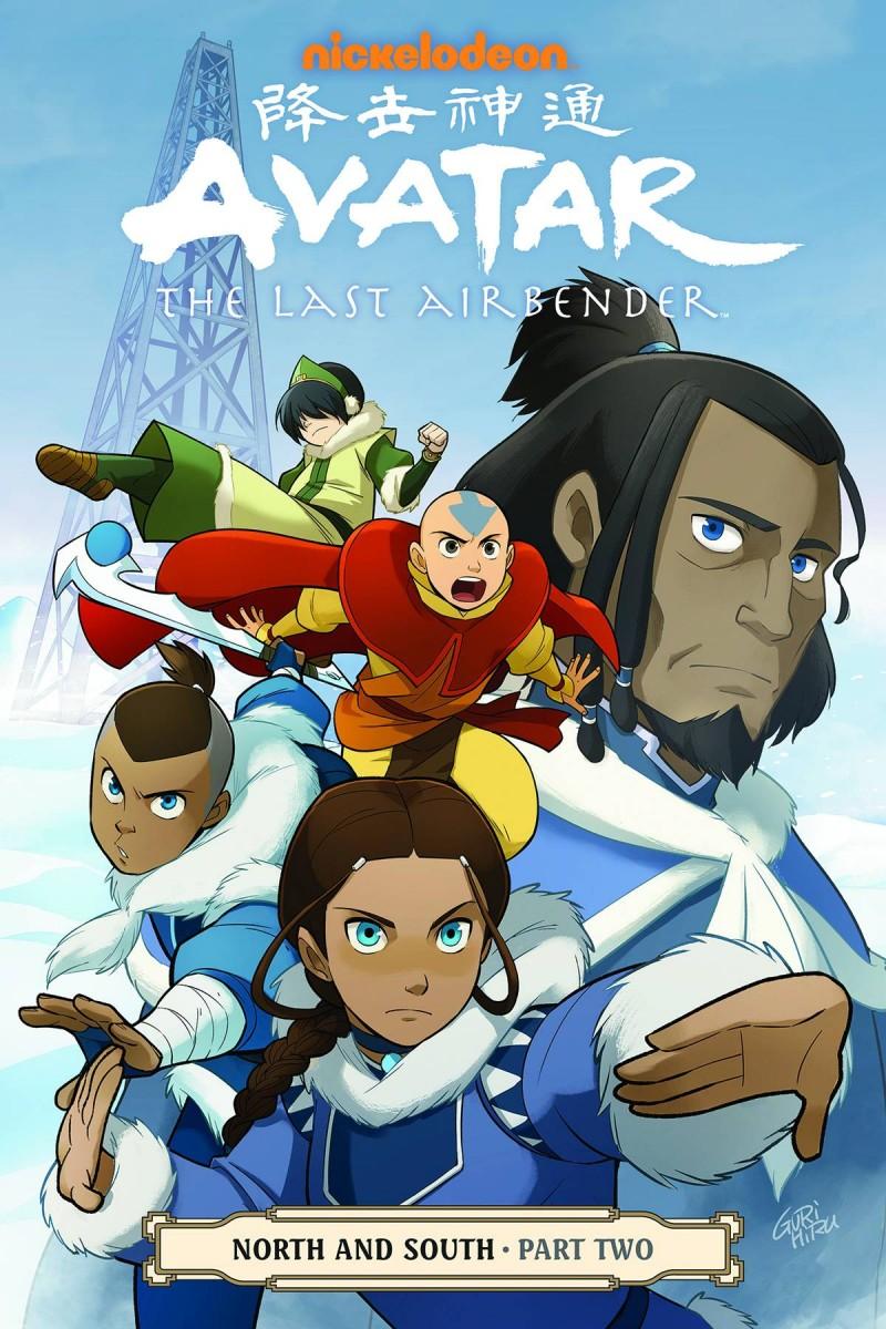 Avatar Last Airbender GN  North Sourh Part 2
