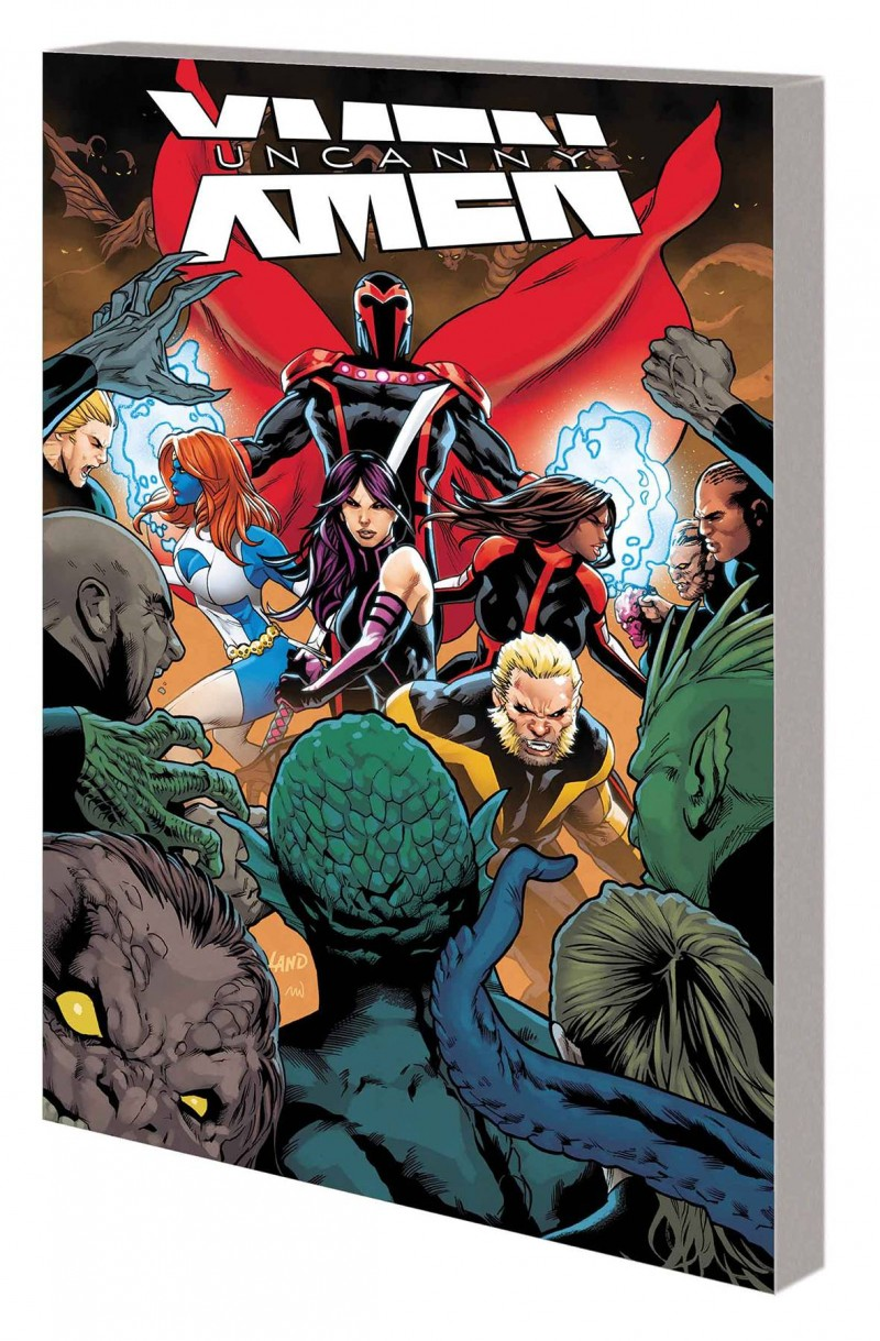 Uncanny X-Men TP Superior  Waking from Dream
