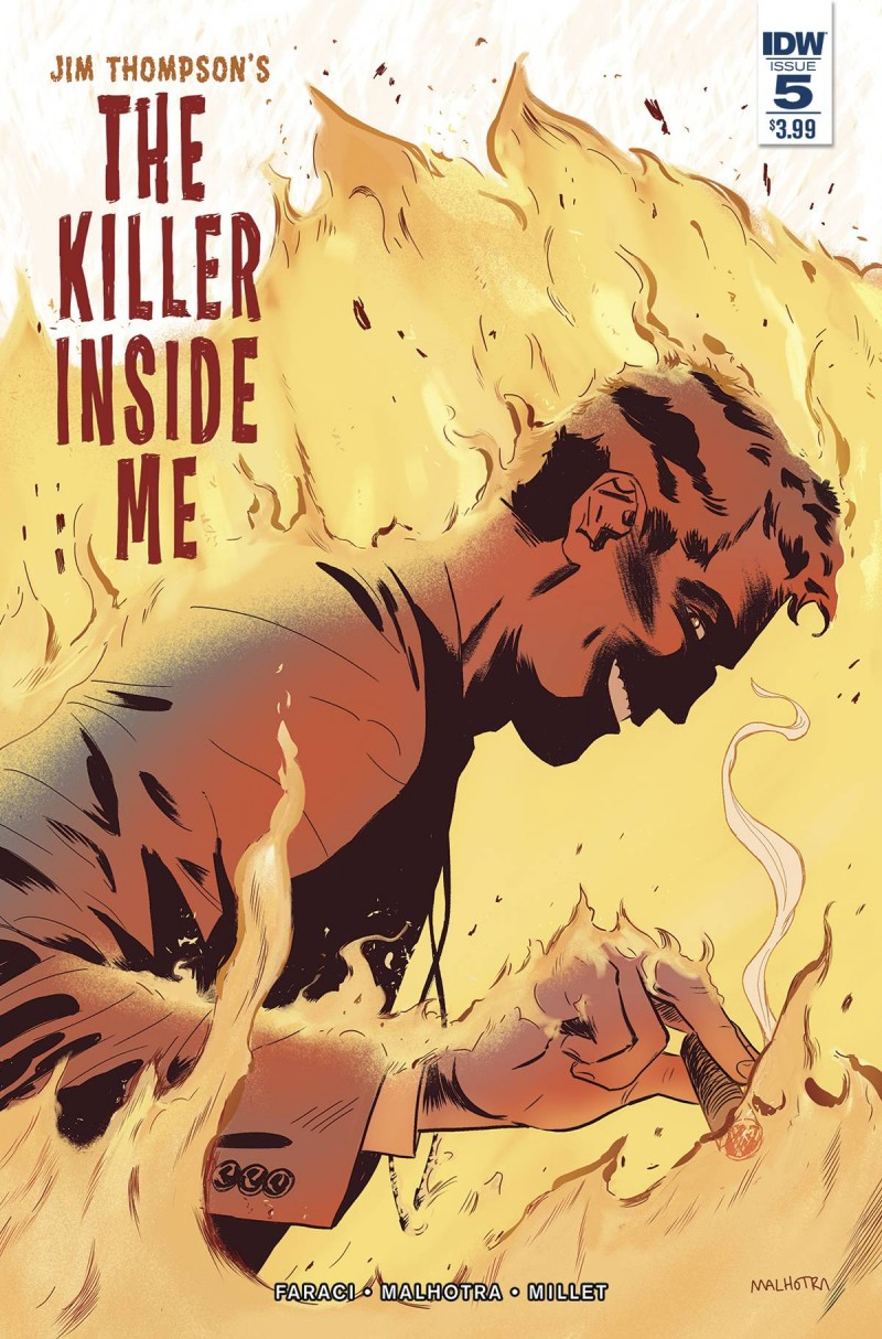 Jim Thompson Killer Inside Me #5