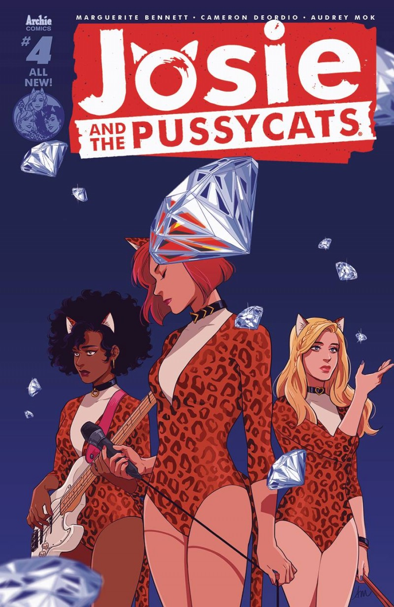 Josie and the Pussycats #4 CVR A Mok