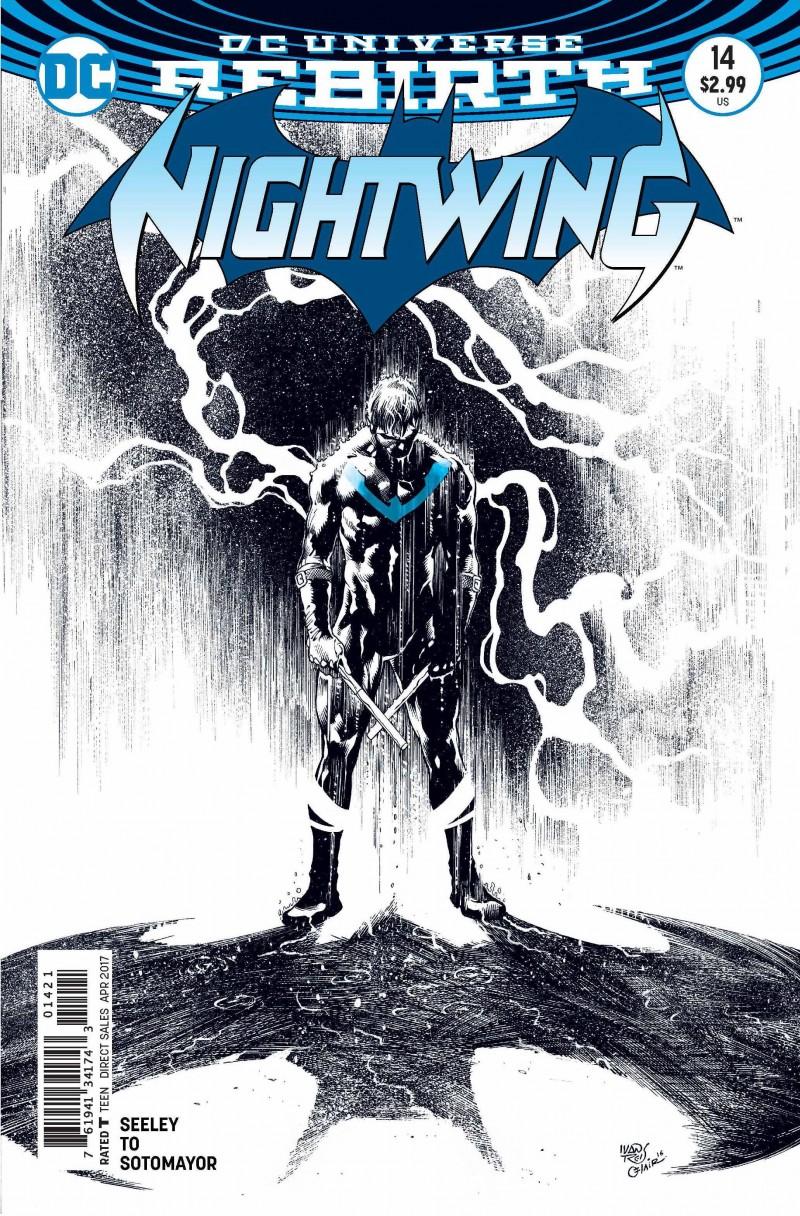 Nightwing V3 #14 CVR B