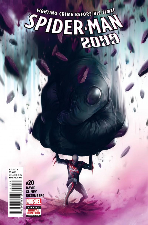 Spider Man 2099 V3 #20