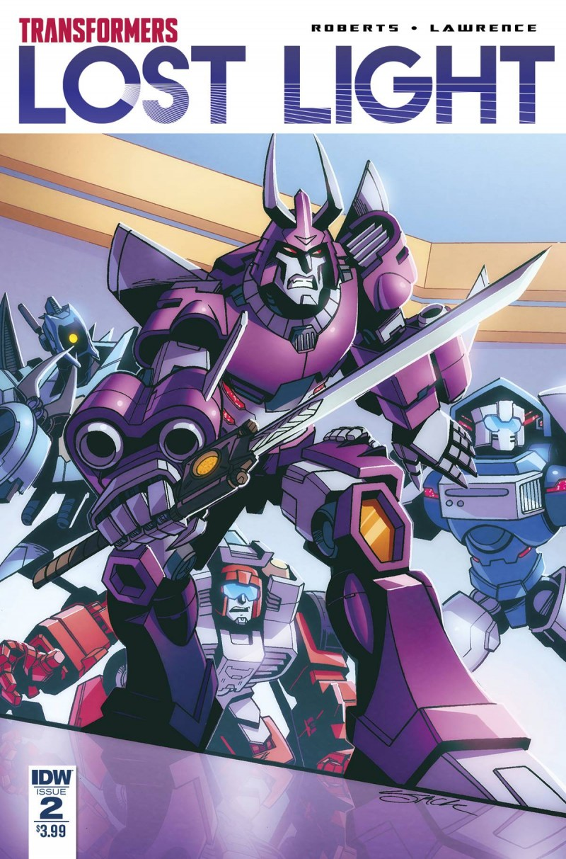 Transformers Lost Light #2