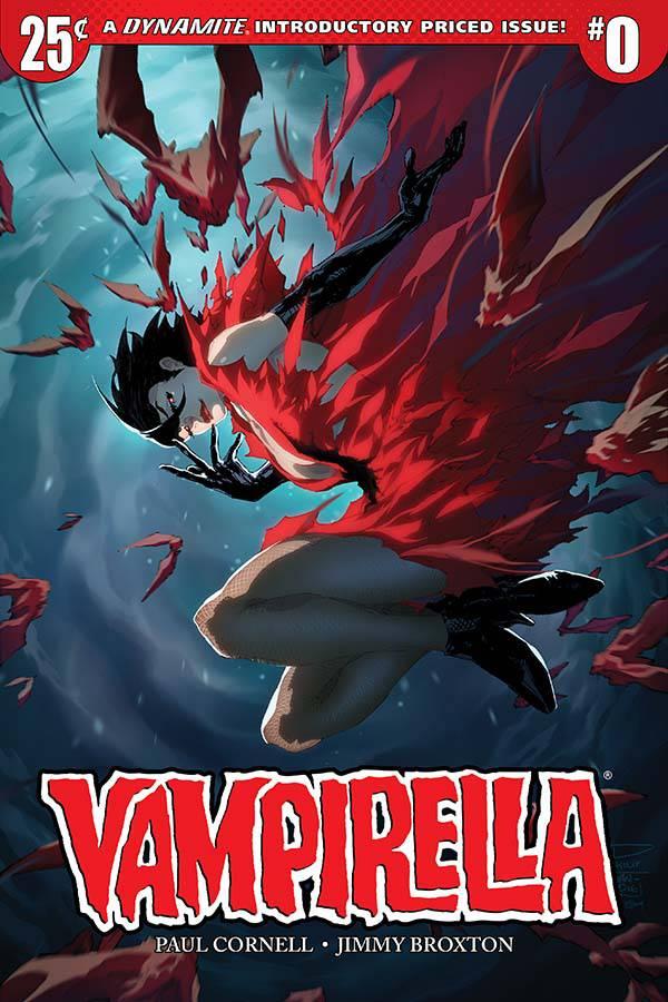 Vampirella V8 #0