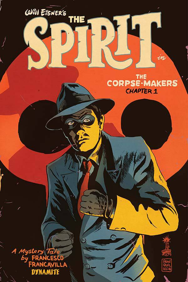 Will Eisner Spirit Corpse Makers #1