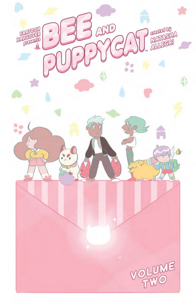 Bee and Puppycat TP
