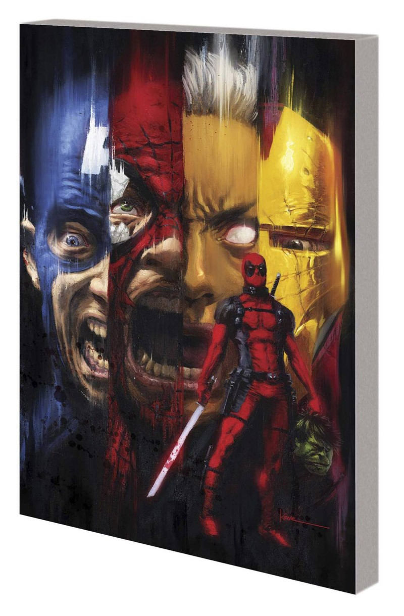Deadpool TP Deadpool Kills the Marvel Universe
