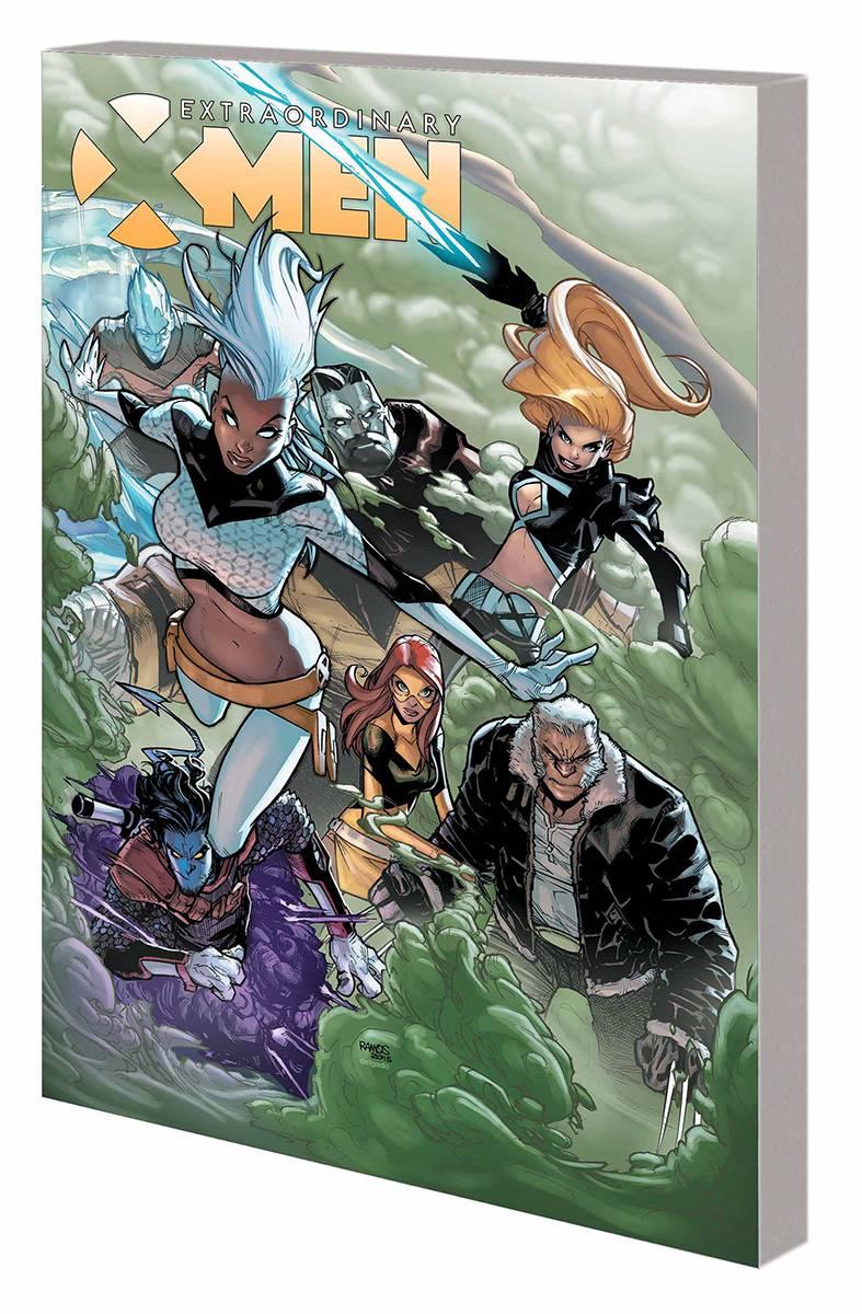 Extraordinary X-Men TP  X-Haven