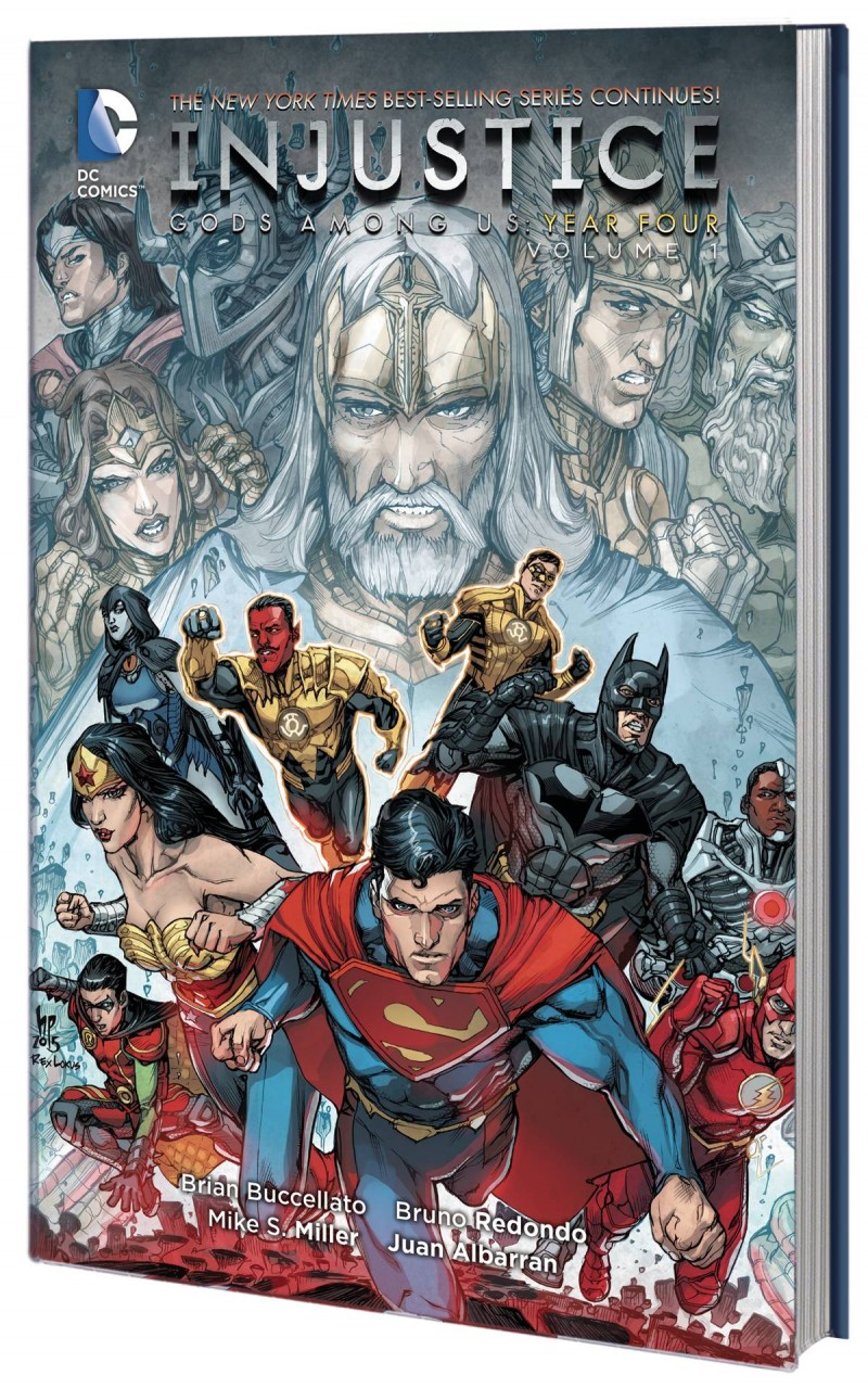 Injustice TP Year Four V1