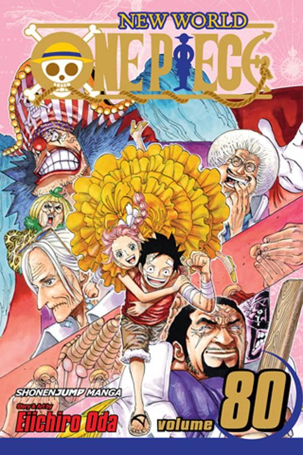 One Piece GN V80