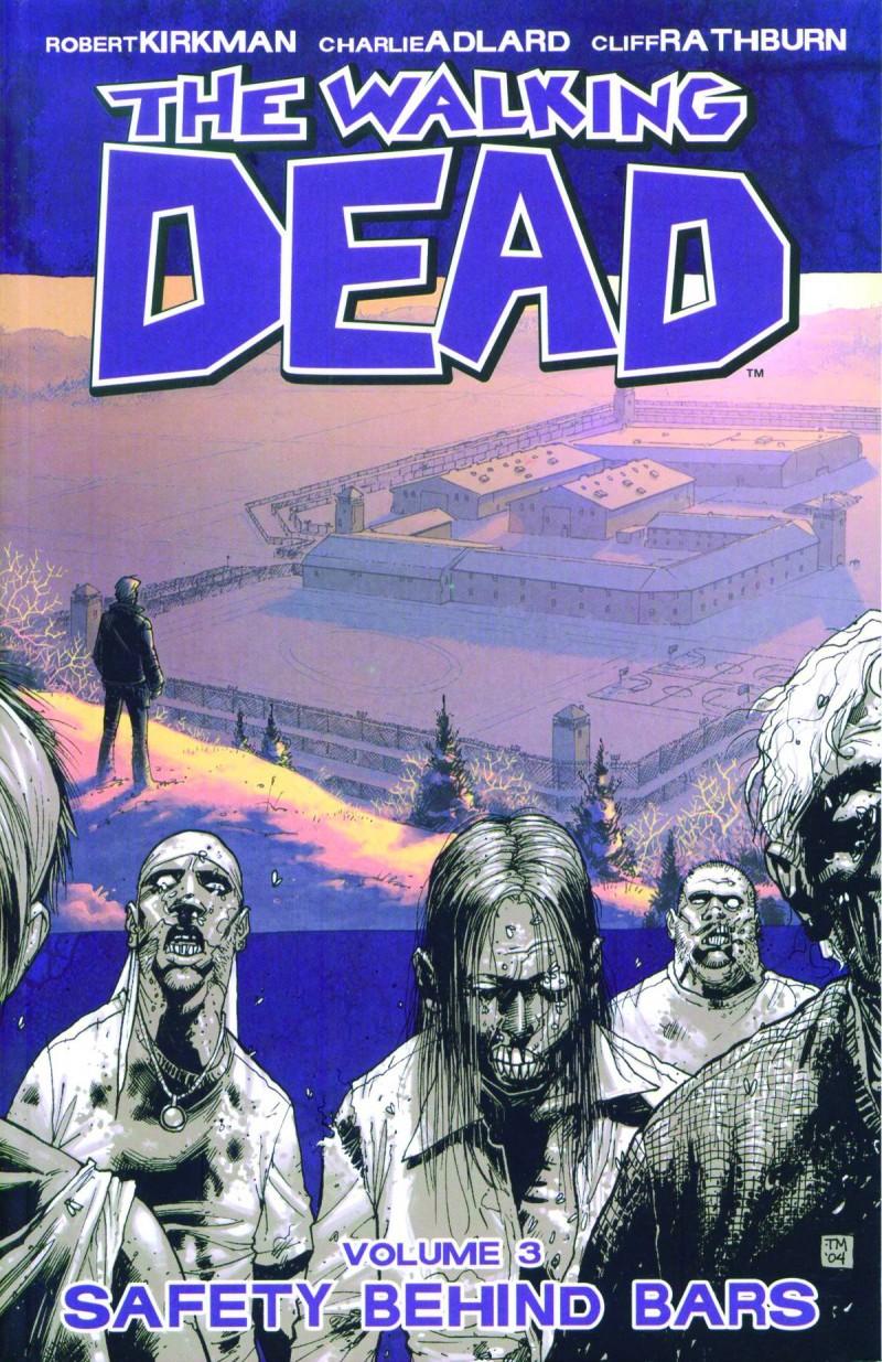 Walking Dead TP V3 Safety Bars