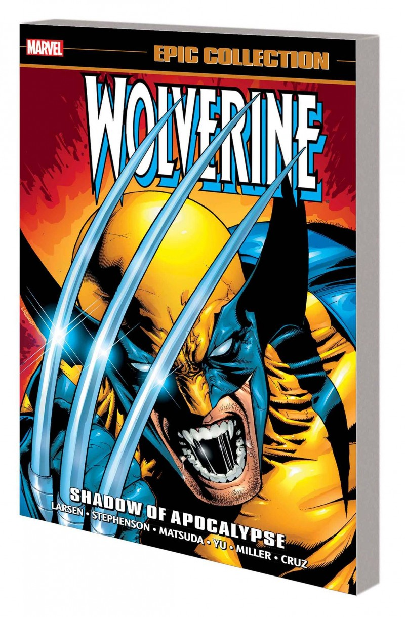 Wolverine TP Epic Collection Shadow of Apocalypse