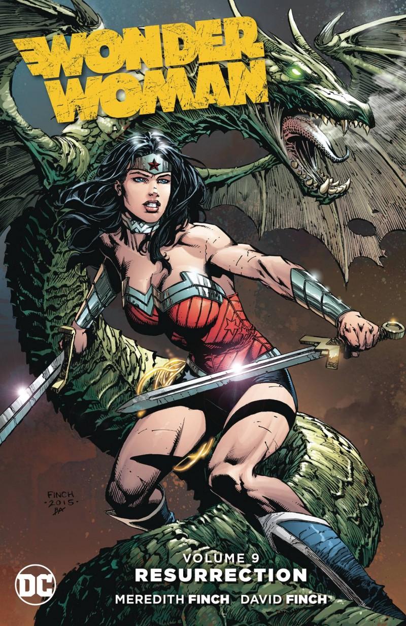 Wonder Woman TP New 52 Resurrection