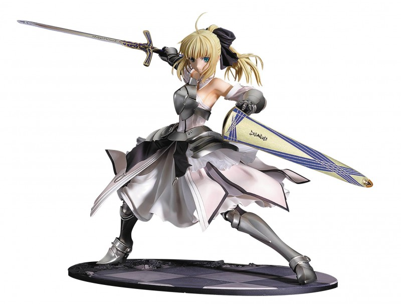Fate/Stay Night 1/8 Figure Saber Lily Avalon Version
