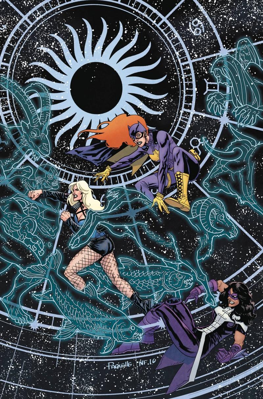 Batgirl and the Birds of Prey #7 CVR A