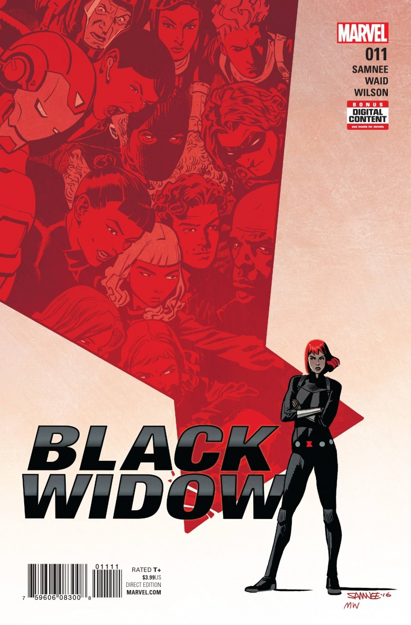Black Widow V8 #11