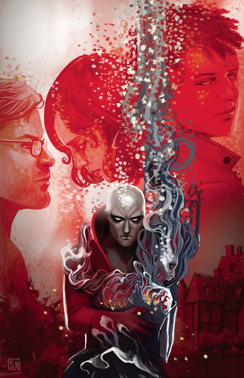 Deadman Dark Mansion of Forbidden Love #3