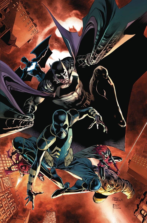 Detective Comics #950 CVR A