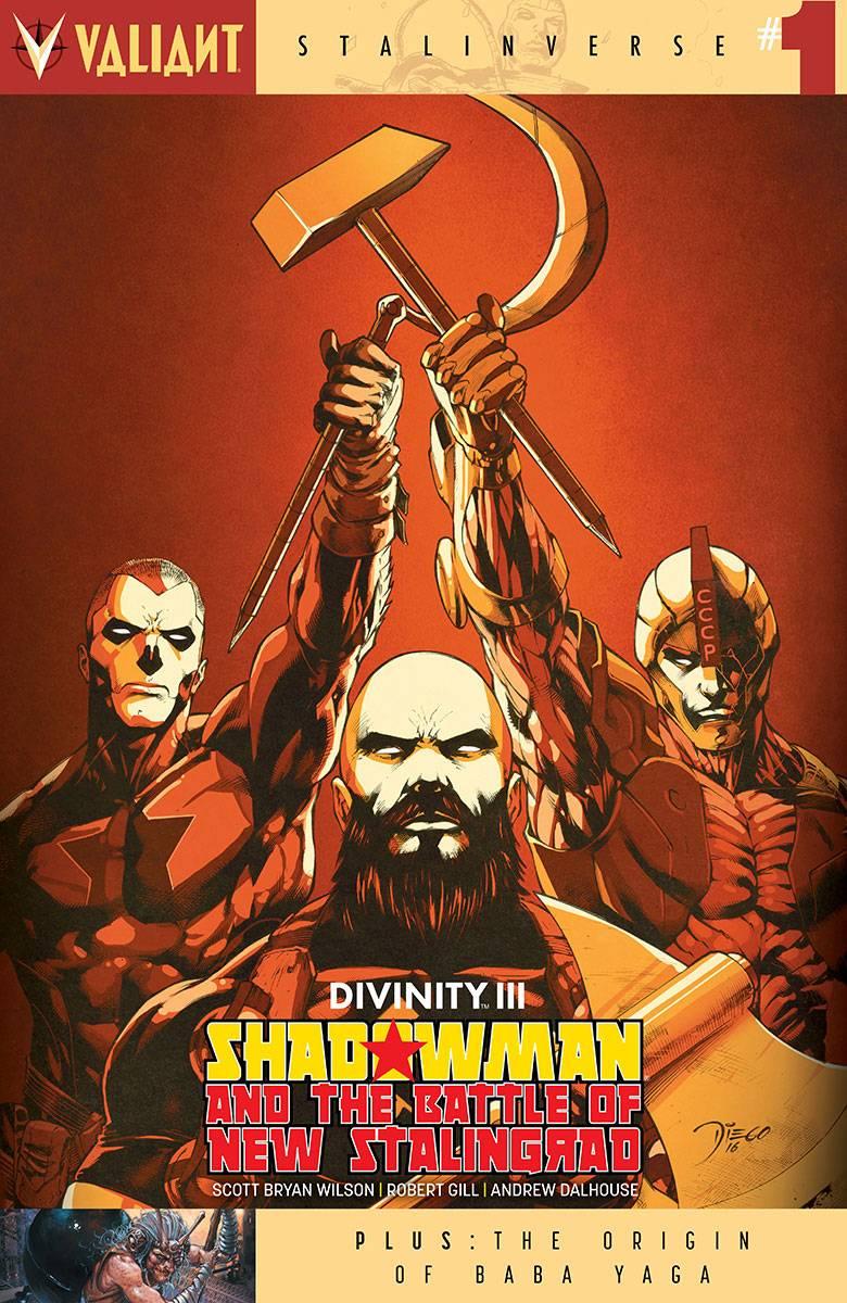 Divinity V3 Shadowman CVR C Bernard