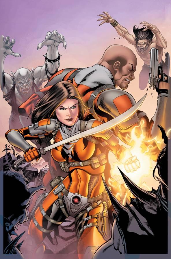 Evil Heroes #5 CVR B Atkins