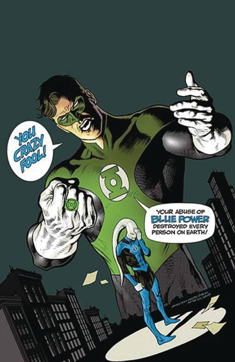 Hal Jordan and the Green Lantern Corps #14 CVR B
