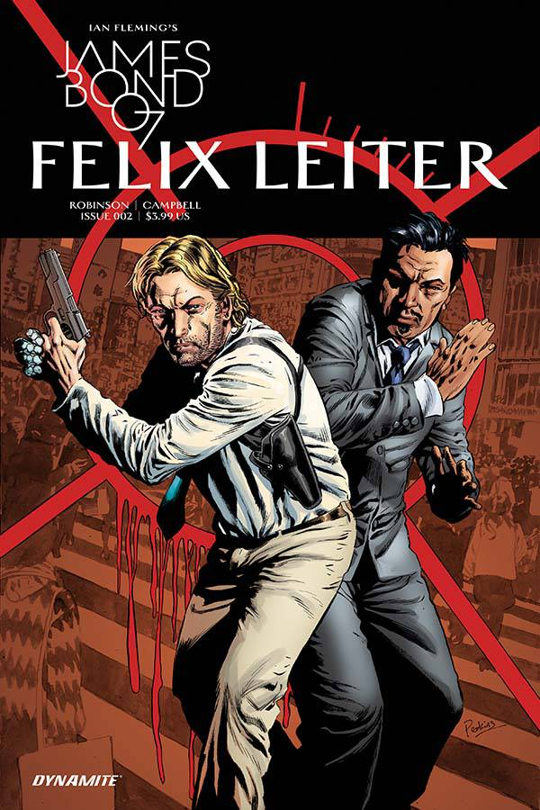 James Bond Felix Leiter #2