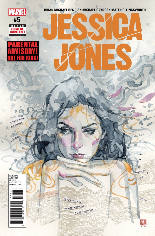 Jessica Jones V2 #5