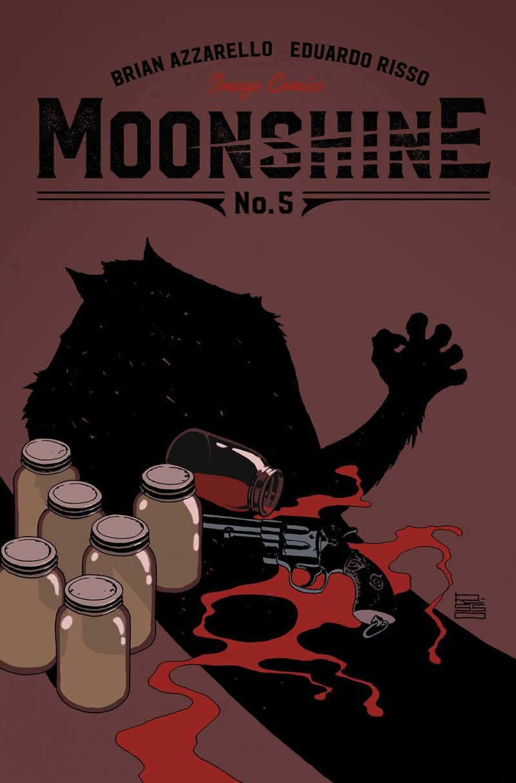 Moonshine #5 CVR A Risso